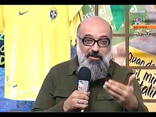 Programa do Roger - Bar dos Fanáticos: Tequila Baby e Acústicos e Valvulados, Neto Fagundes e Hique Gomes - Bloco 3 - 16/06/2014
