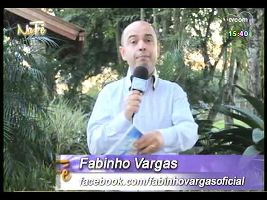 Na Fé - Clipes de música gospel e bate-papo com Lucas Oliveira - 29/06/2014 - bloco 3
