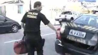 TVCOM 20Horas - Operação da Polícia Federal Combate Quadrilha em SC - 1ºBloco - 16.09.14