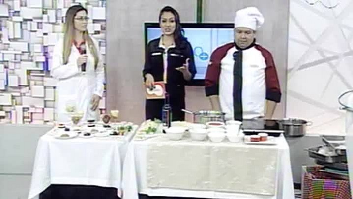 TVCOM Tudo+ - Gastronomia - 19.09.14