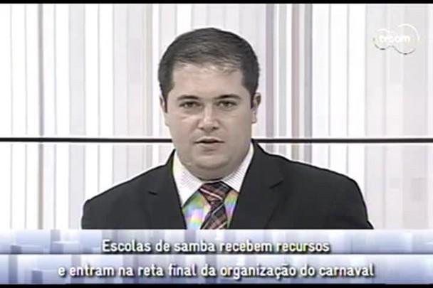 Conversas Cruzadas - Reta final da organização do carnaval - 2ºBloco - 14.01.15