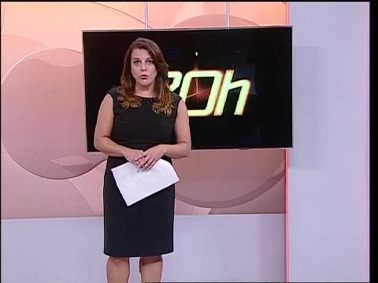 TVCOM 20 Horas - Entrevista com o secretário adjunto de saúde da capital, Jorge Cuty - 02/03/15
