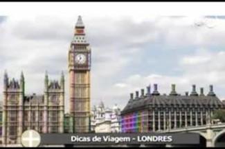 TVCOM Tudo+ - Londres: a capital cosmopolita da Terra da Rainha: quadro dicas de viagem - 22.04.15
