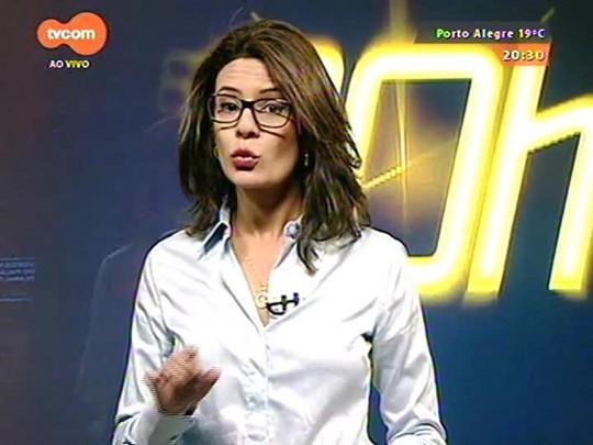 TVCOM 20 Horas - Dilma troca pronunciamento na TV no Dia do Trabalhador por vídeos na internet. Confira