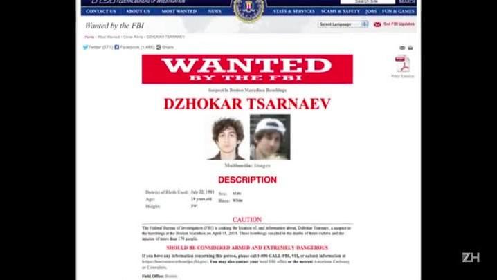 Terrorista do atentado da Maratona de Boston é condenado à pena de morte.