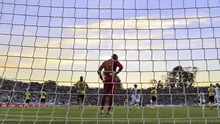 Argentina passa pela Jamaica por 1 a 0
