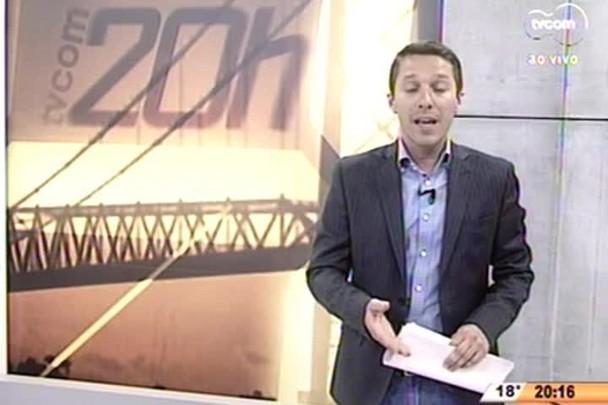 TVCOM 20 Horas - Justiça autoriza soltura de Rogério Cizeski - 01.07.15
