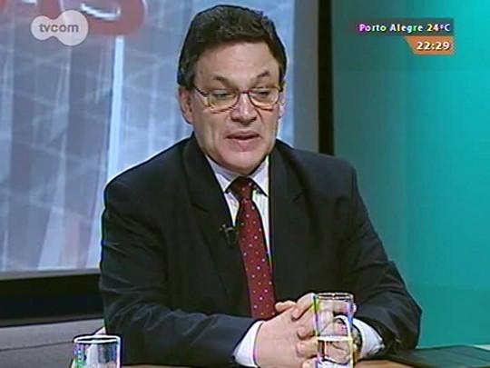 Conversas Cruzadas - Debate sobre A extinção e fusão das Fundações do RS. Um esclarecimento sobre a função das entidades e sua importância no crescimento do estado - Bloco 2 - 12/08/2015