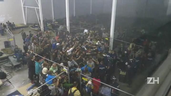 Vídeo mostra tratamento desumano dado a migrantes na Hungria