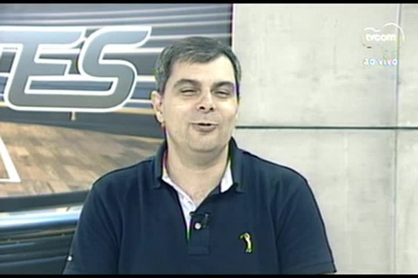 TVCOM Esportes. 3º Bloco. 25.09.15