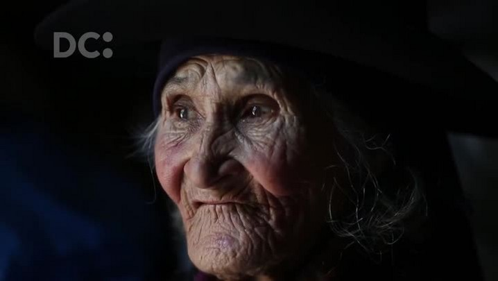 """Mariazinha, a filha da guerra: \""""Passava, claro que passava\"""""""