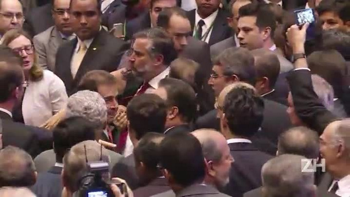 Supremo suspende comissão do impeachment