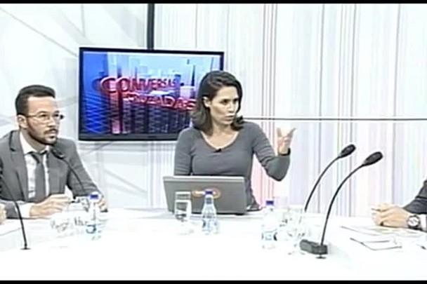 TVCOM Conversas Cruzadas. 2º Bloco. 06.05.16