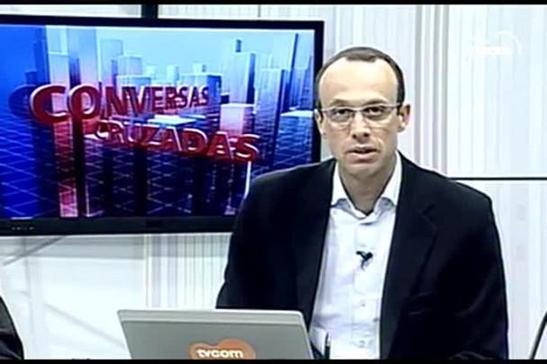 TVCOM Conversas Cruzadas. 4º Bloco. 01.06.16