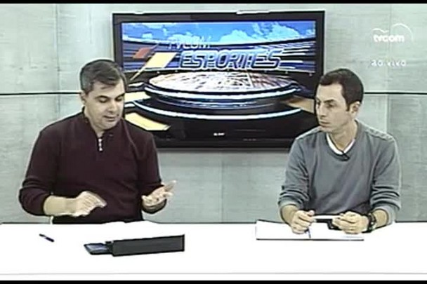 TVCOM Esportes. 4º Bloco. 02.06.16