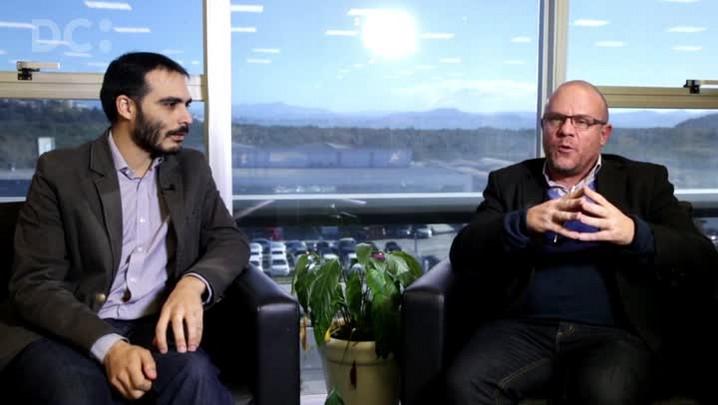 Upiara Boschi e Rafael Martini avaliam debate dos candidatos a prefeito de Florianópolis