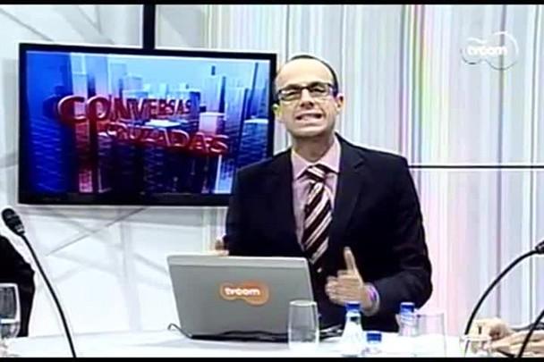 TVCOM Conversas Cruzadas. 2º Bloco. 24.08.16