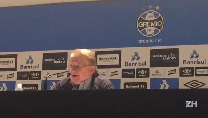 Preis fala sobre possível mudança na Libertadores