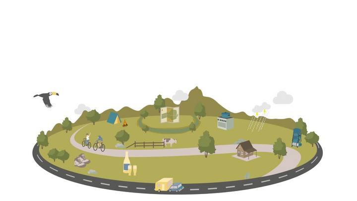 Turismo no Quintal: 5 dicas para viajar de bike
