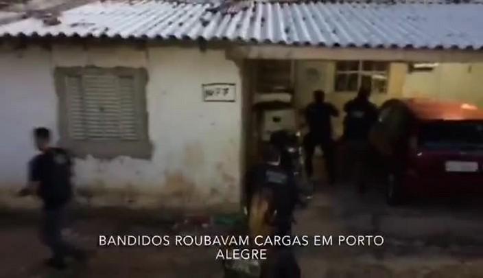 Desarticulada quadrilha especializada em roubo de móveis e eletrodomésticos em Porto Alegre