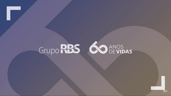 RBS 60 anos - Sr. Mauricio