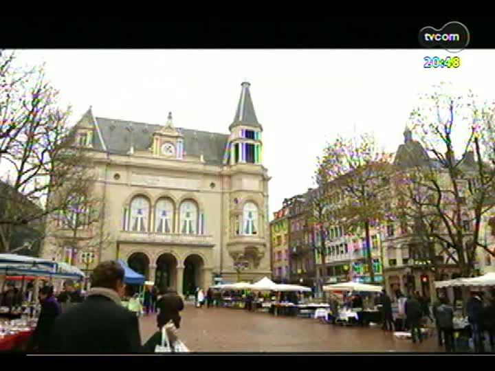 TVCOM Tudo Mais - Conheça Luxemburgo