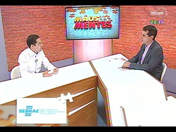 Mãos e Mentes - Cocriador da plataforma PortoAlegre.cc, Domingos Secco - Bloco 1 - 17/01/2013