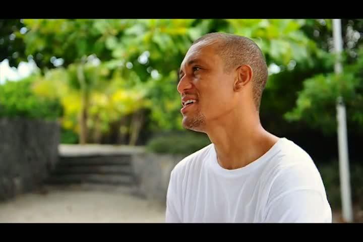 Entrevista com o jogador Eduardo Costa