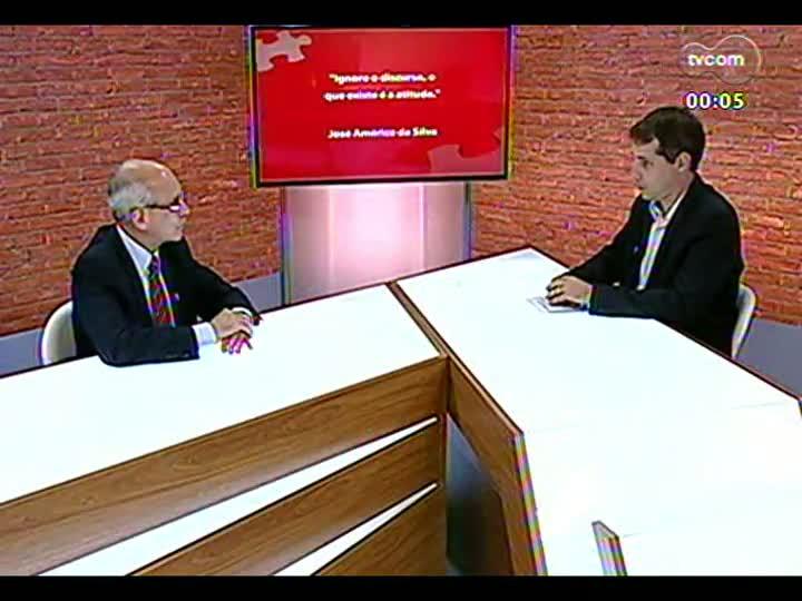 Mãos e Mentes - Presidente do Instituto Universal de Marketing em Agribusiness (I-Uma), José Américo da Silva - Bloco 4 - 04/03/2013