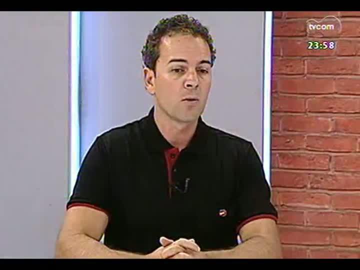 Mãos e Mentes - Diretor-técnico da SBPA Simuladores de Vôo, Luciano Zoppo - Bloco 3 - 02/05/2013