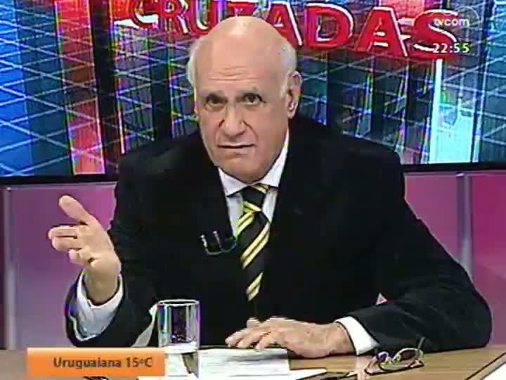 Conversas Cruzadas - Atual situação, o que já foi feito e o que ainda dá para fazer para o desenvolvimento do RS - Bloco 3 - 04/06/2013