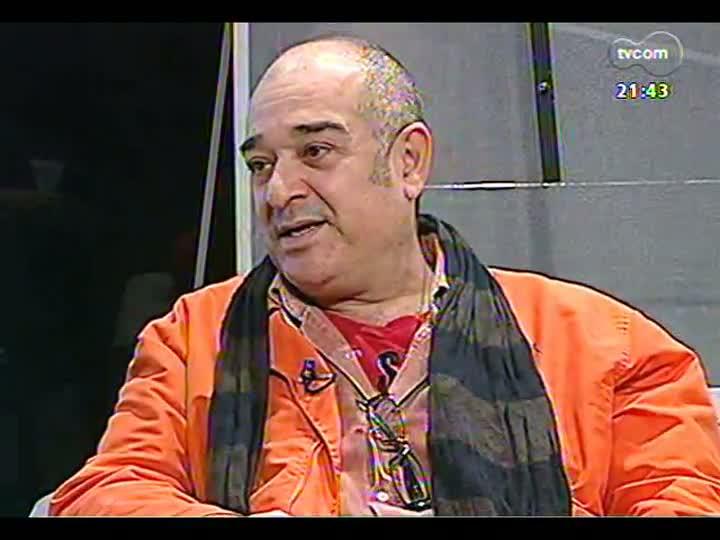 TVCOM Tudo Mais - Ator Zé Adão Barbosa fala sobre o espetáculo \'Coração Randevú\'