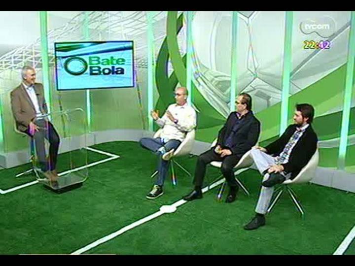 Bate Bola - Estreia do Brasil na Copa das Confederações e novidades da dupla Gre-Nal - Bloco 4 - 16/06/2013