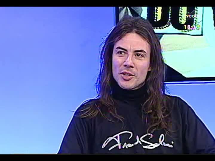 Programa do Roger - Frank Solari e Daniel Caruso falam sobre show em que tocam clássicos do Iron Maiden - bloco 3 - 10/08/2013