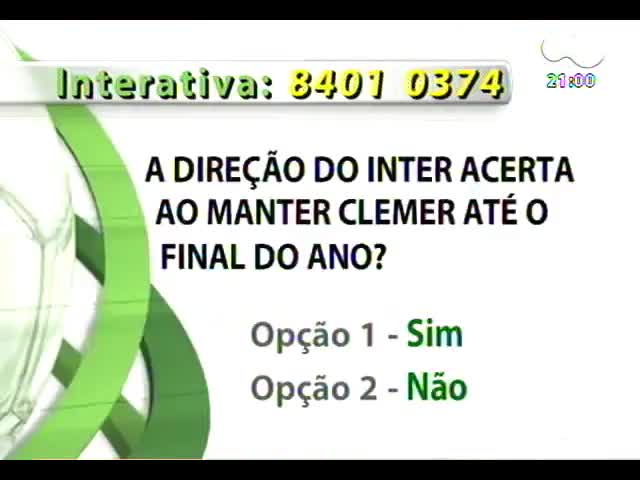 Bate Bola - O Campeonato Brasileiro está nivelado? - Bloco 1 - 13/10/2013