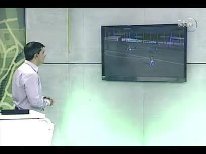 Bate Bola – Vitória do Figueirense x São Caetano - 3º bloco – 13/10/2013