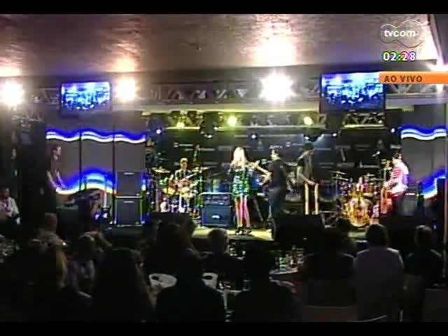 Festa Nacional da Música 2013 - Show: Tuta Guedes