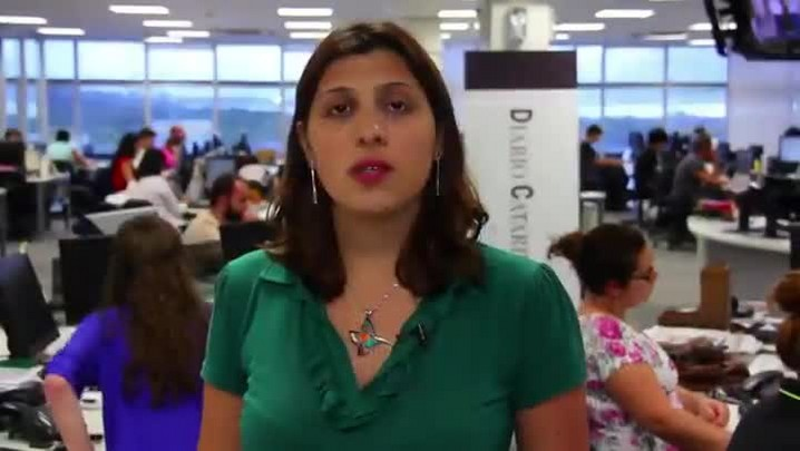 Chamadas Diário Catarinense 17 de dezembro