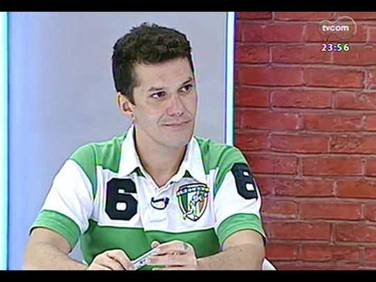Mãos e Mentes - Fundador da ONG Canta Brasil Rubiélson Medeiros - Bloco 3 - 21/01/2014