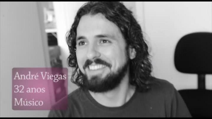 Gente que faz: André Viegas compôs a música da Festa da Uva de 2014