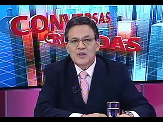 Conversas Cruzadas - É oportuna uma parceria econômica entre Brasil e Cuba? - Bloco 3 - 30/01/2014