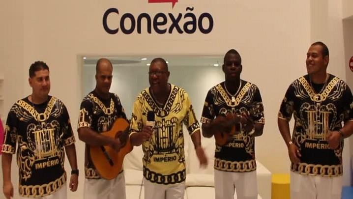 Samba-Enredo do Império da Zona Norte 2014. 17/02/2013