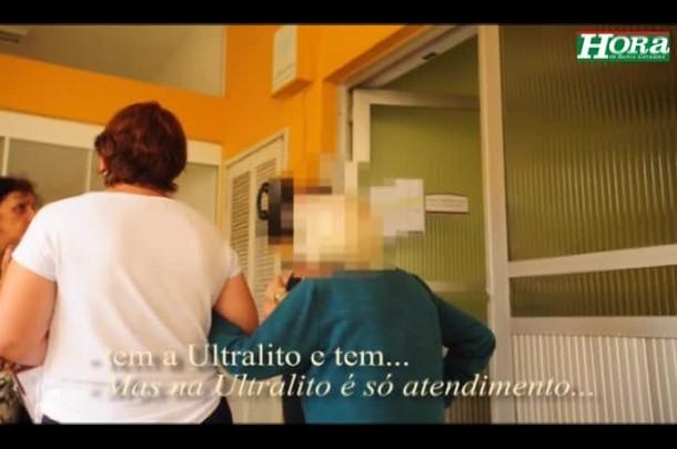 Greve no Hospital de Caridade, senhora de 94 anos não consegue ser atendida