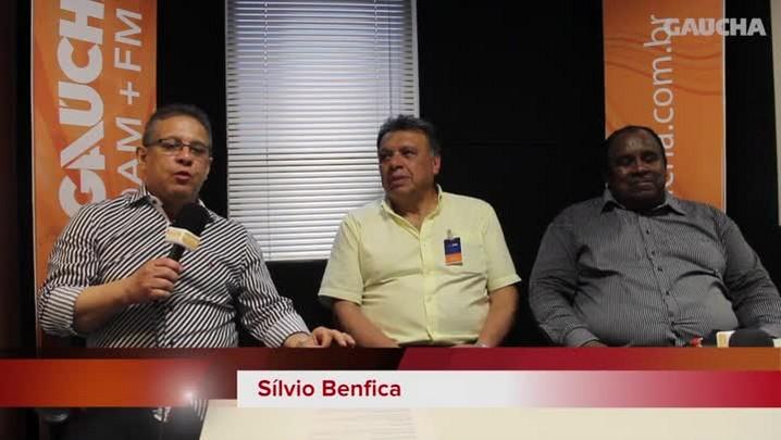 Estúdio B - O time do Inter bicampeão brasileiro de 75 e 76