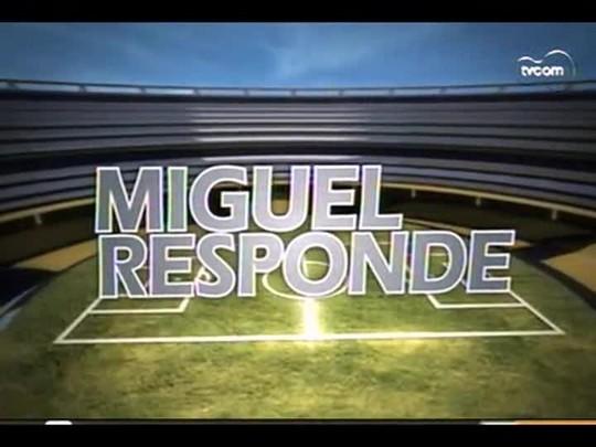 TVCOM Esportes - Miguel Responde - 26/05/14