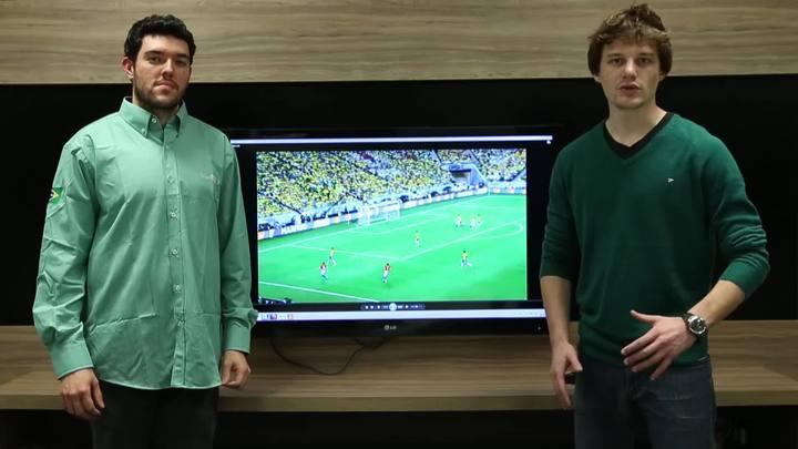 Peladeiro Faz Melhor: Eles ensinam Cristiano Ronaldo e Marcelo