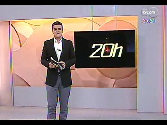 TVCOM 20 Horas - Forte estrondo quebra vidros na Região Metropolitana - Bloco 2 - 07/08/2014