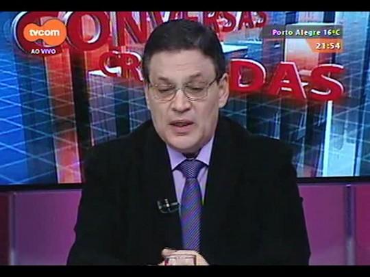 Conversas Cruzadas - Debate sobre a burocracia para adoção de crianças em Porto Alegre - Bloco 1 - 02/09/2014
