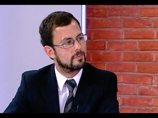 Mãos e Mentes - Advogado, professor, mestre em ciências criminais e doutor em direito Jader Marques - Bloco 4 - 21/09/2014