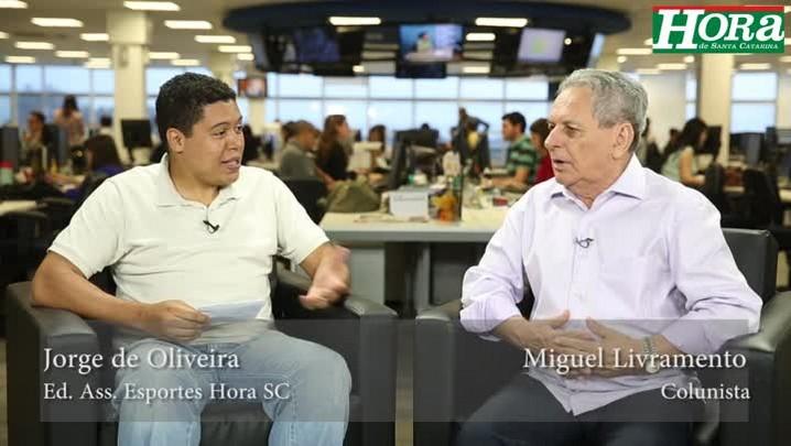 """Miguel Livramento: \""""Tiago Volpi falhou em gol do Flamengo\"""""""